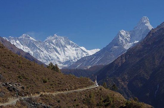 Everest-Trekking in Nepal