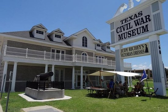 Texas Civil War Museum und Fort Worth ...