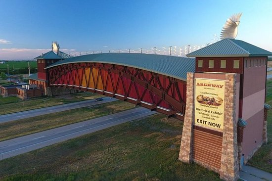 Great Platte River Road Archway...