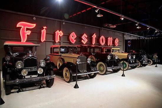 Canela Automobile Museum Admission...