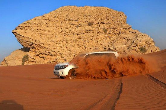 Dubai Desert Safari e jantar de...