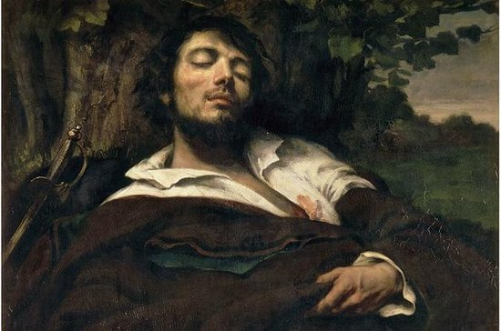 Courbet e la natura Eintrittskarte