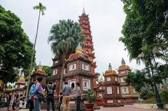 Tour della città di Hanoi mezza