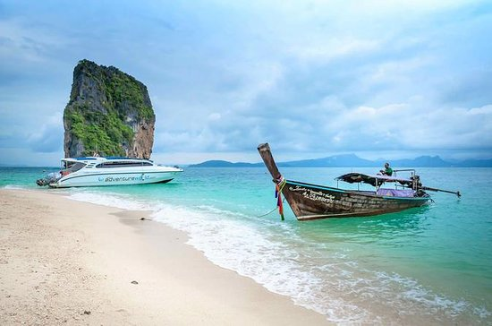 Early Bird Tour a 4 Islands e Railay