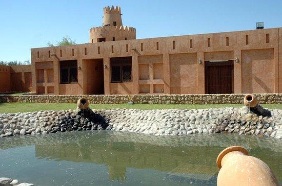 Passeios pela cidade de Al Ain...