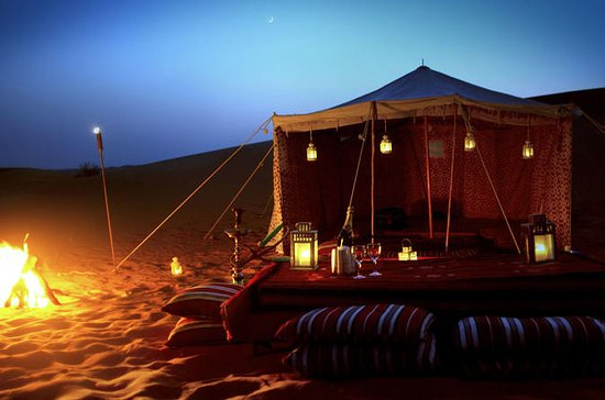 Overnight Safari Abu Dhabi ,Belly...