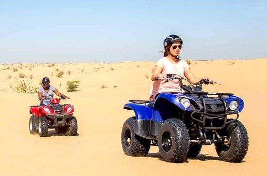 Tour d'Abu Dhabi en quad