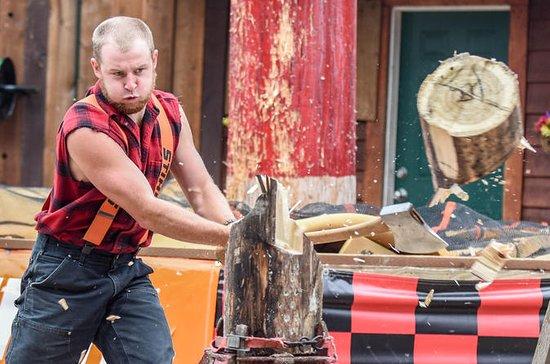 Den stora Alaskan Lumberjack Show ...