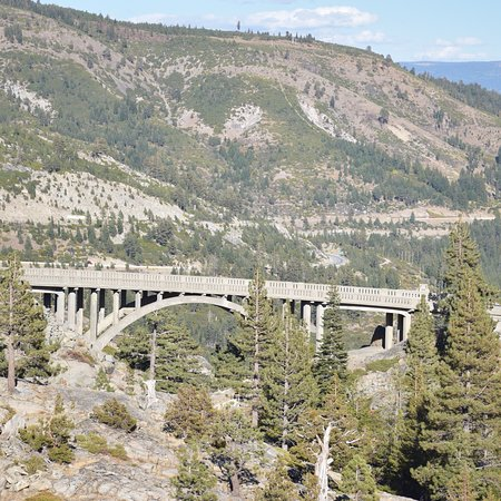Truckee, CA: Highway 40 Scenic Bypass.