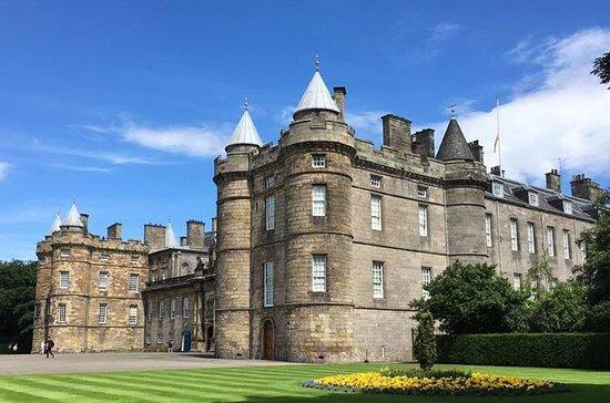 Edinburgh City Tour by Car