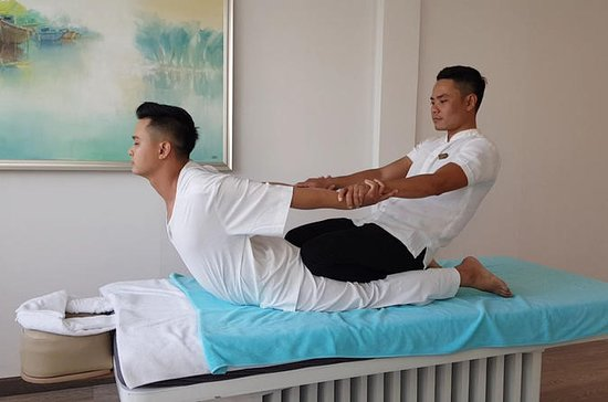 VN Signature masaje tailandés