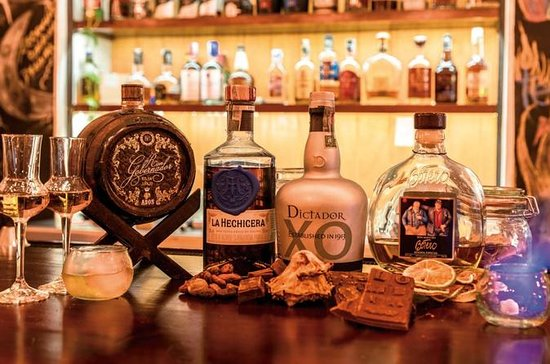 Rum and Chocolate Tasting Tour