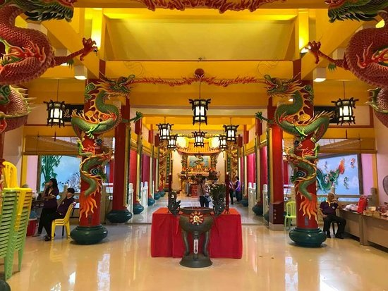 Tumpat, Malaysia: Rumah Ibadat Tian Hou Kong