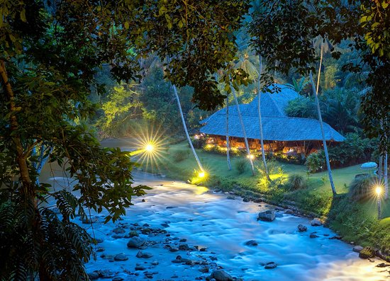 Set along the Ayung River, Kubu is the signature restaurant of Mandapa, a Ritz-Carlton Reserve (351875267)