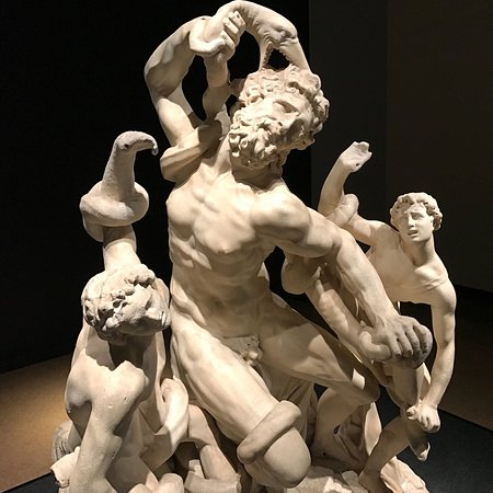 国立西洋美术馆照片