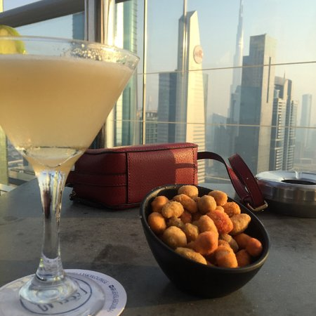 Nibbles with a View