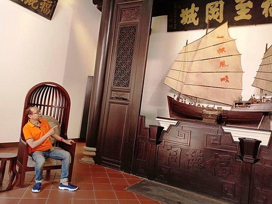 Fuk Tak Chi Museum: Hmm Indah