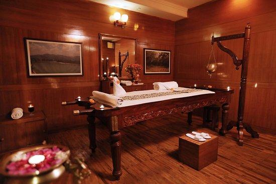 The Ayur Ganga Spa