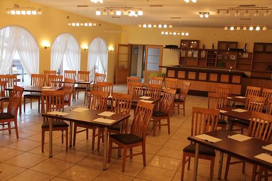 Ikskile, Λεττονία: Conference rooms in TURBAS are suitable for 25, 80 and up to 120 persons