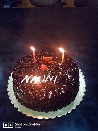 Fabulous Cake Lover Yoooooooo Review Of Otik Cake Shop Personalised Birthday Cards Bromeletsinfo