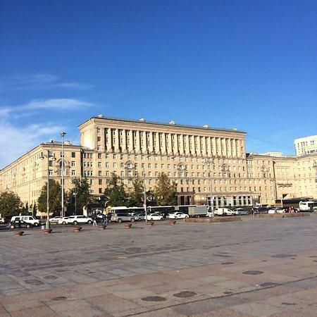 Moskovskaya Square