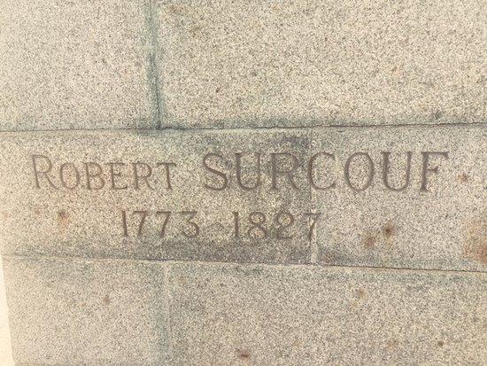 Maison de Robert Surcouf