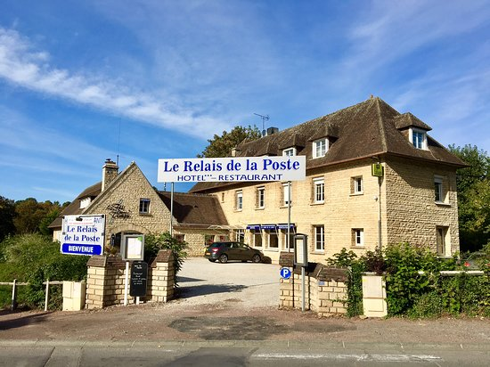 Hotel le relais de la poste thury harcourt france reviews photos price comparison - Office tourisme thury harcourt ...