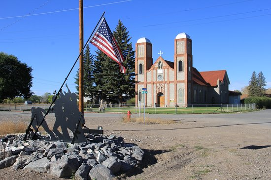 Conejos, CO: A view from the town limits