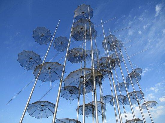 Umbrellas Zongopoulos