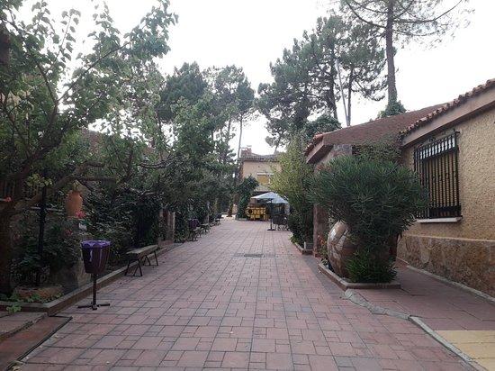 Fuentenava de Jabaga, Spanien: Hotel Don Quijote
