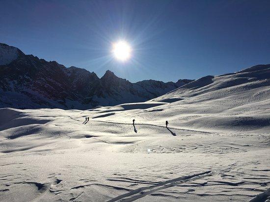 Saint Michel de Maurienne, França: Ski Touring