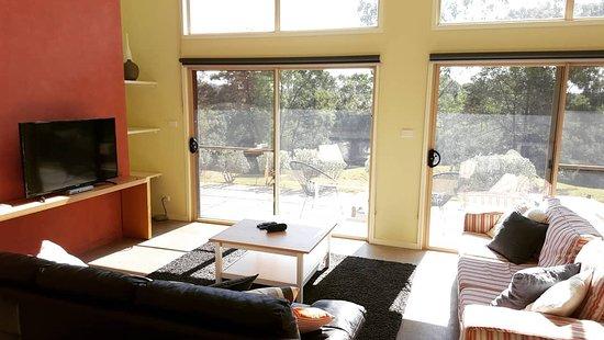 Central Tilba, Australien: The Residence - Lounge Room