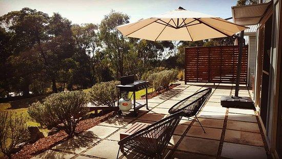 Central Tilba, Australien: The Residence - Terrace