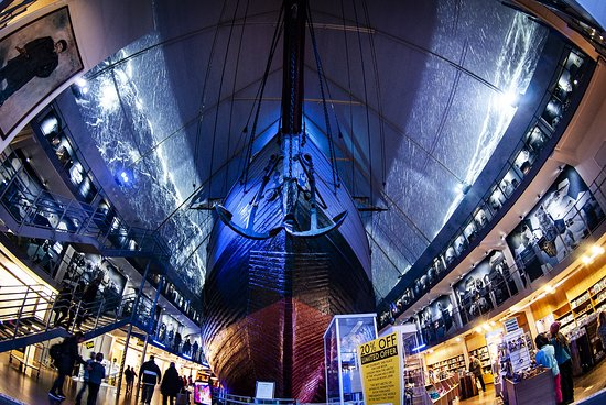 弗拉姆极地船博物馆