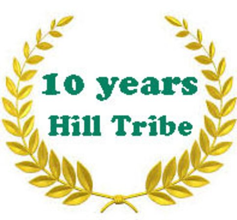 Hill Tribe Restaurant : 10 years hill tribe