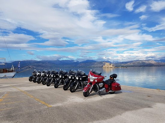 Motorcycle Legendary Rides Greece
