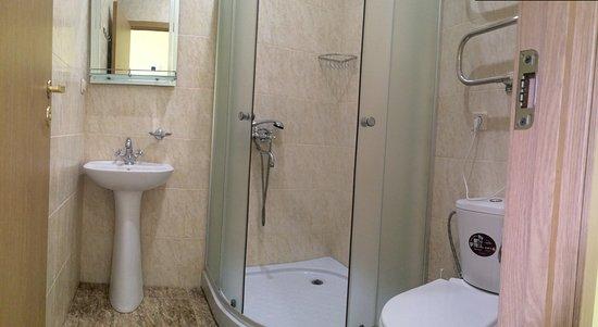 Abkhazia, Geórgia: В каждом номере: душ туалет