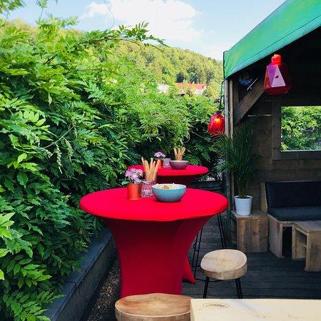 Dommeldange, Luksemburg: Summertime