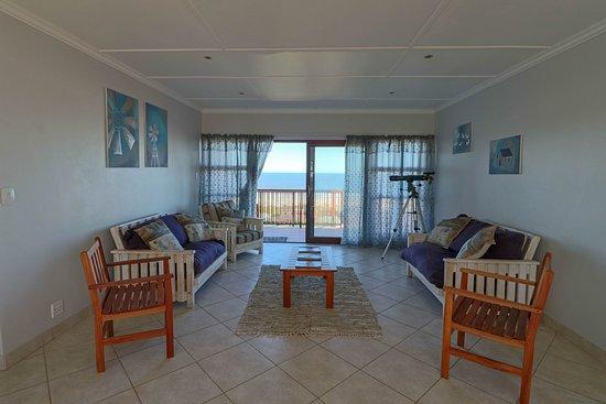 Oyster Bay, Sudáfrica: Communal kitchen area