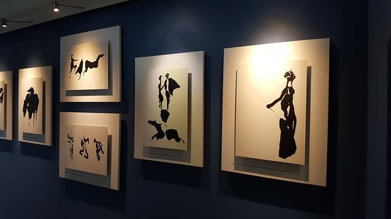 Tulsk, Irland: Louis LeBroquay Exhibit on The Tain