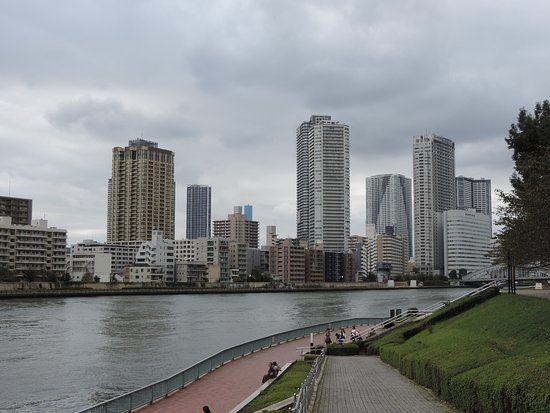 Sumidagawa River Terrace