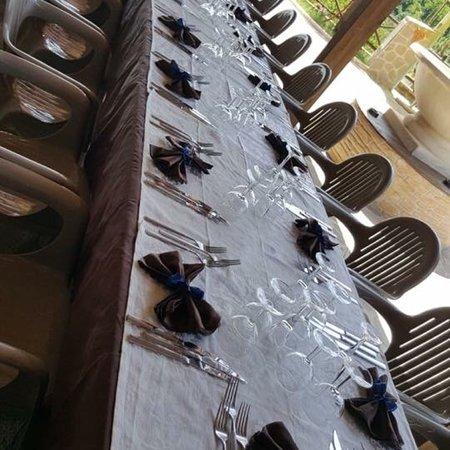 Gimigliano, إيطاليا: Ristorante Agriturismo Tre Arie