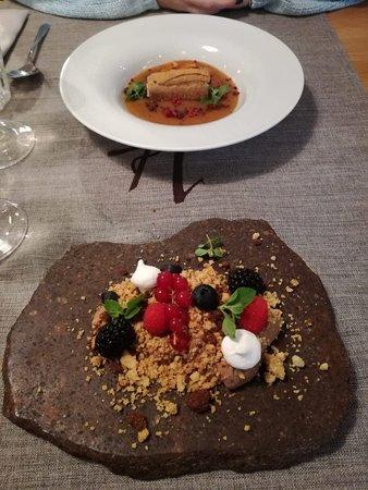 Sarche, إيطاليا: Dessert