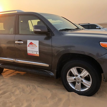 ‪Abu Dhabi Evening Desert Safari‬