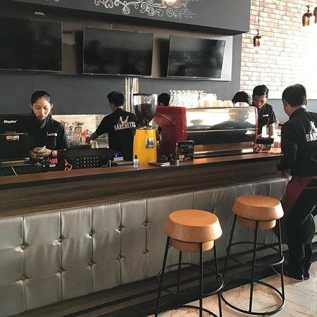 Lubuklinggau, Indonesien: Best Kafe in Town 👌