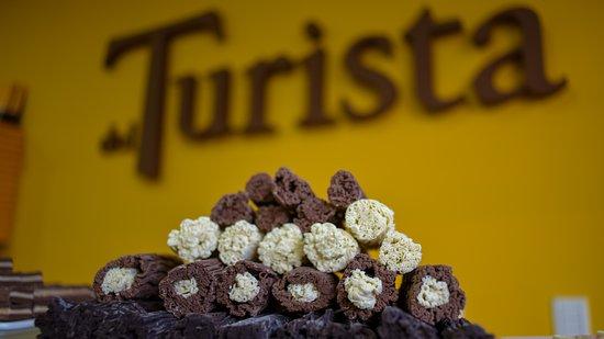 Chocolates del Turista: Ramas, nuestras preferidas!