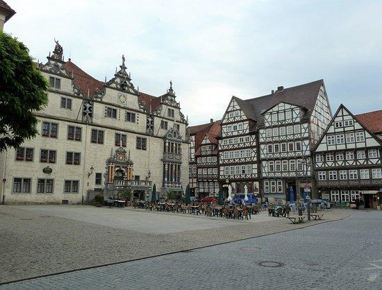 Rathaus i Hannoversch Münden