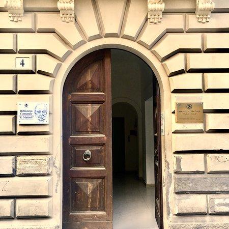 Vasto, Italia: Biblioteca Comunale R. Mattioli
