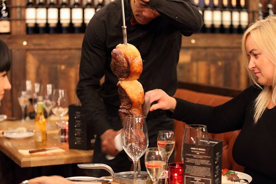 Halal Meat And Great Overall Experience Estabulo Rodizio Bar Grill Leeds Traveller Reviews Tripadvisor