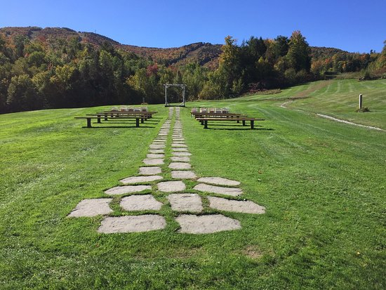 Danbury, Nueva Hampshire: Wedding location